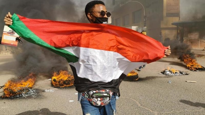 Soudan: répression d'une manifestation en faveur de militaires limogés