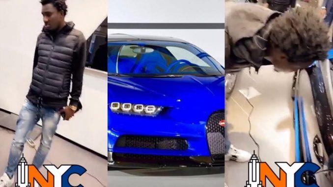 (Vidéo) Apres son voyage à Chicago aux Allstar Game ,Wally va t'il se payer la voiture la plus chère au monde à plus 2milliards.Regardez