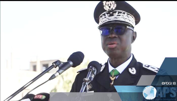 Crimes et délits à Ziguinchor : le Général Jean Baptiste Tine promet toute la lumière