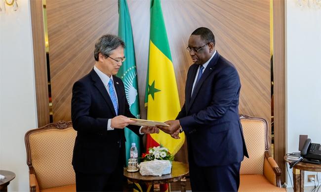 Coopération : Le Japon et le Sénégal, 60 ans de relations diplomatiques…