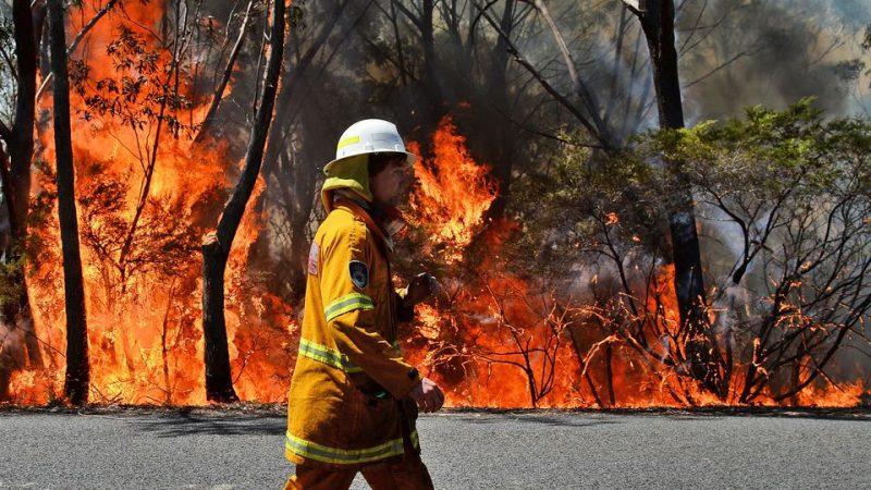 Les trois quarts des Australiens ont été affectés par les incendies, selon une étude