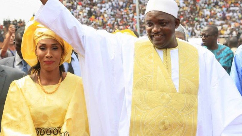 Fiso- Gambia 2020 – Adama Barro « président » des Soninkés