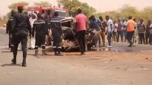 Urgent-Accident mortel sur l'axe Gandiaye-Kaolack..