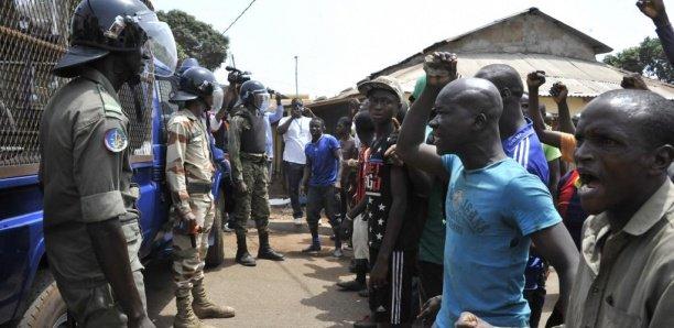 Situation en Guinée : Un opérateur économique guinéen, menacé de mort, raconte comment il a fui pour s'exiler à Dakar