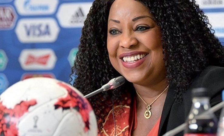 Fatma Samoura : « comment faire pour organiser la CAN tous les 4 ans »