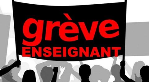 Education: La Feder en débrayage et grève totale les 20 et 21 février prochains