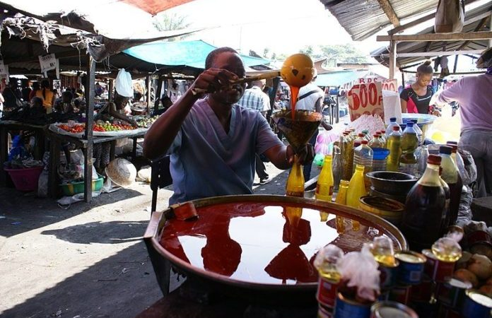 Diaobé, vers une rareté de l'huile de palme et du café Touba