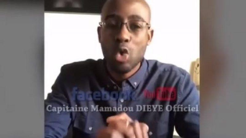 Capitaine Mamadou Dièye: »Pape Alé, une âme avec une once de lumière survit facilement … »