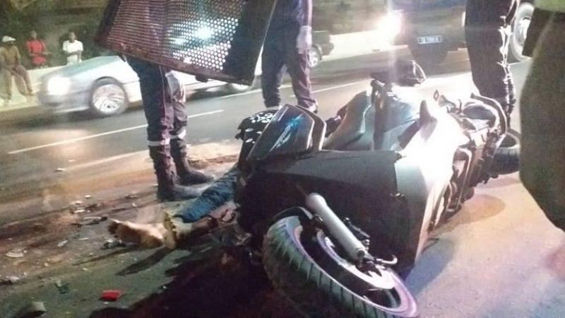 Dernière minute – Accident mörtel à Hann Maristes (Photo)