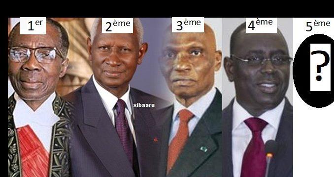 Qui Sera Le Cinquième Président De L'histoire Du Sénégal ?