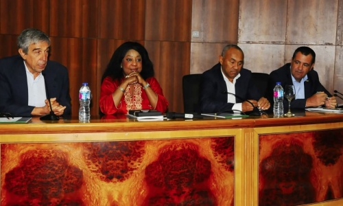 CAN tous les 4 ans – Fatma Samoura : « Il faut amener la proposition sur une table »