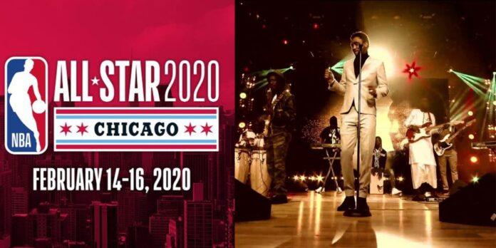 All Star Game de Chicago : La très belle surprise pour Wally Seck (photo)