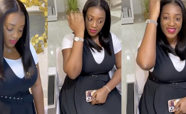 ( 05 Photos) Zahra Mbow « Awo » de Cheikhou Kouyaté toute radieuse