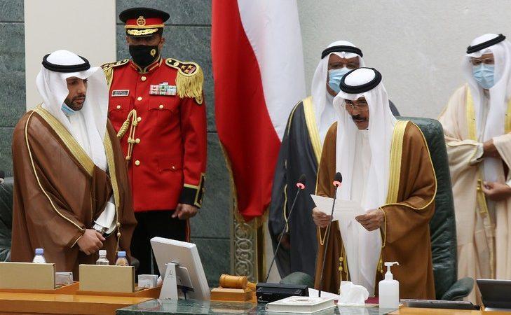 Le Koweït intronise son nouvel émir