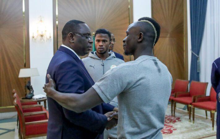 """Macky à Sadio Mané : """"Guéris vite et bien cher Lion pour que nous puissions encore…"""""""