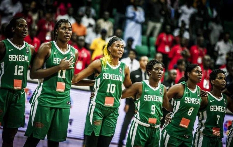 Annulation des fenêtres à l'Afrobasket : Les Lionnes qualifiées d'office