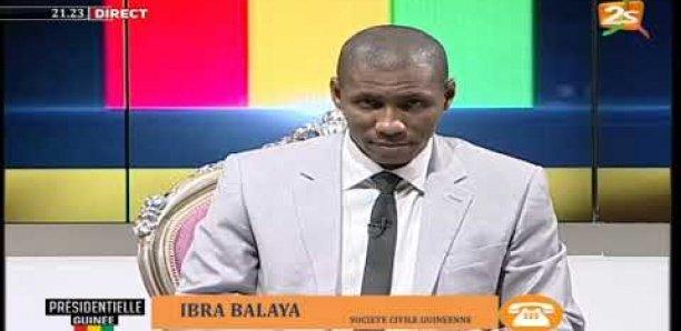 Guinée : Balaya de la société civile se prononce sur la situation