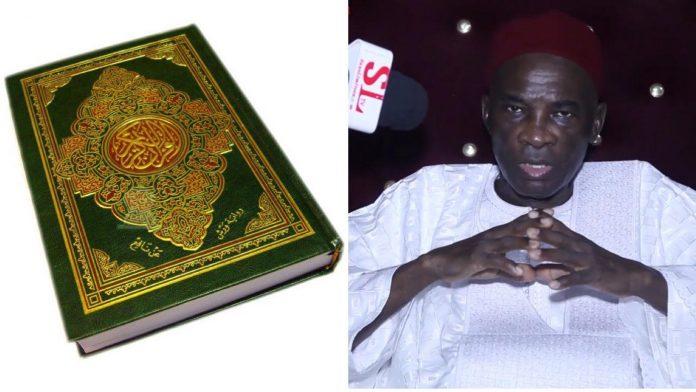 [Vidéo] 2 éme nuit du bourde-Imam Cheikh Mouhamed Bamba Sall décortique l'unicité de Dieu à travers la création de l'homme
