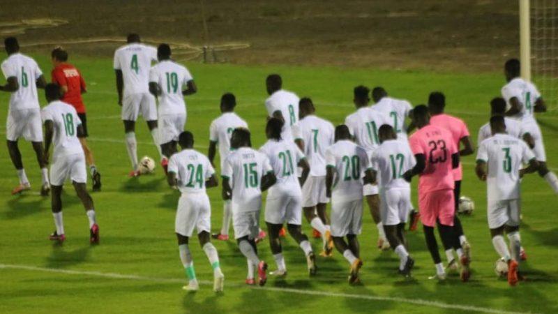 Sénégal-Mauritanie : Les Lions se sont entraînés malgré l'annulation du match