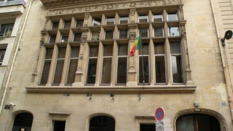 Le Consulat du Sénégal à Paris fermé, après un cas positif à la Covid-19