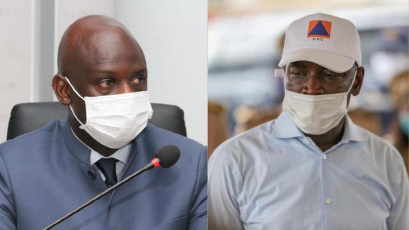 Criminalisation: Mansour Faye et Aly Ngouille pas sur la même longueur d'onde