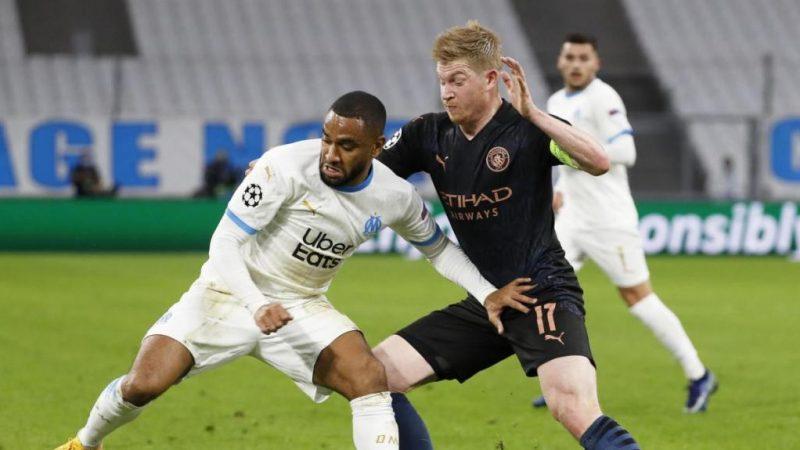 LDC : Manchester City surclasse l'OM !