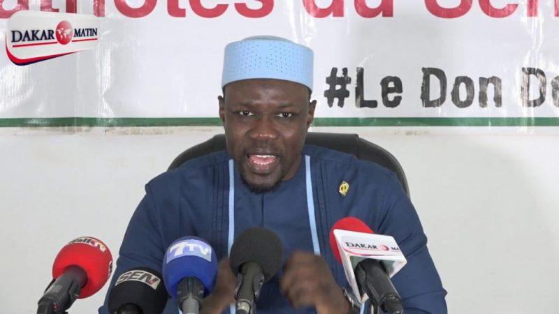 Ousmane Sonko : « On ne peut pas gouverner dans le mensonge et la tromperie »