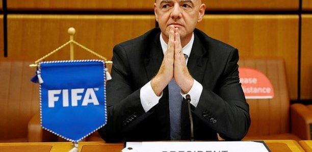 Fifa : Gianni Infantino testé positif au coronavirus