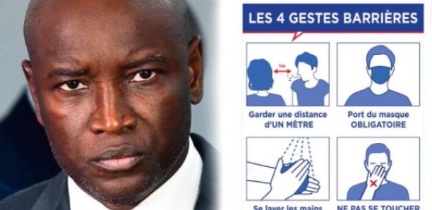 Non-respect des gestes barrières : Un relâchement qui préoccupe Aly Ngouille Ndiaye