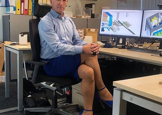Mark Bryan : l'homme qui s'habille comme une femme depuis plus de 4 ans