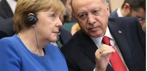 """Berlin appelle la Turquie à éviter toute """"provocation"""""""