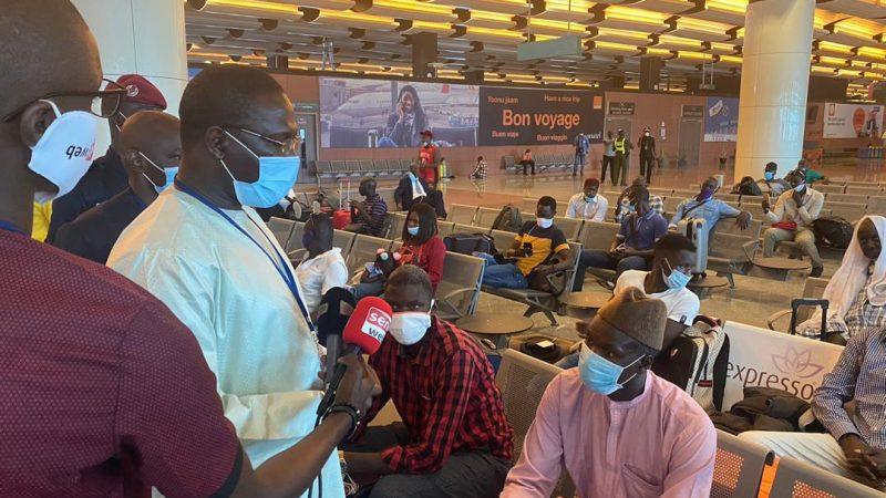 Covid-19 au Sénégal : Les cas importés ont presque triplé en 24 H