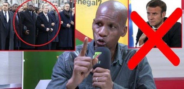 Clédor Sène sur les propos de Macron: «Kou défendroul YONÈTE BI Nafékh Ngua…»