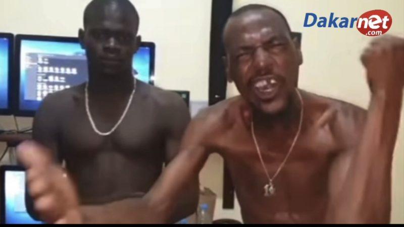 """Vidéo: La colère noire de 10 000 problèmes après sa libération """" Tay m'a wakhlén lou …"""""""