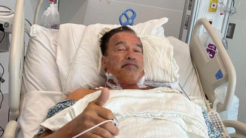Opéré du cœur, Arnold Schwarzenegger donne de ses nouvelles