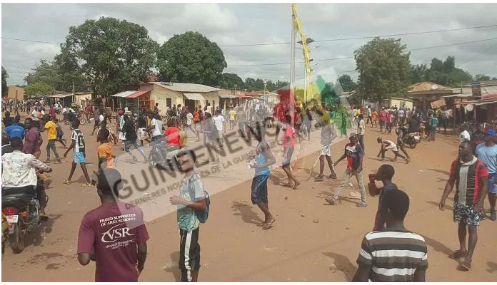 Guinée: trois jours après le scrutin, les activités économiques tournent au ralenti à Matoto