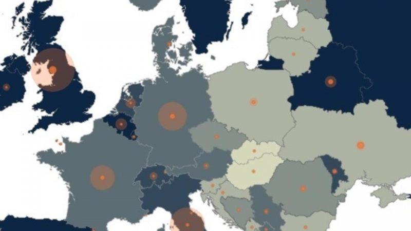 Covid-19: les pays d'Europe multiplient les mesures face à la deuxième vague de l'épidémie