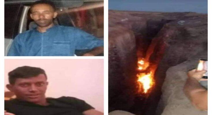 Camps de Tindouf : Deux jeunes orpailleurs sahraouis brûlés vifs par l'armée algérienne
