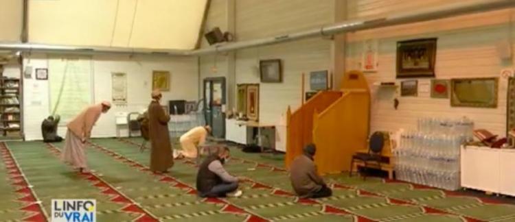 La justice valide la fermeture de la mosquée de Pantin
