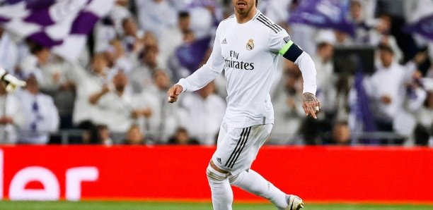 Mercato : Sergio Ramos approché par deux clubs !