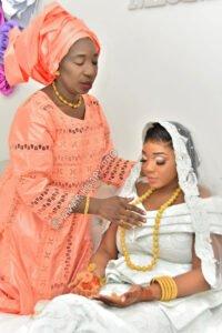 """Mariage de Moustapha Dieng: Admirez les belles images de son épouse """"Diongama 2.0"""""""