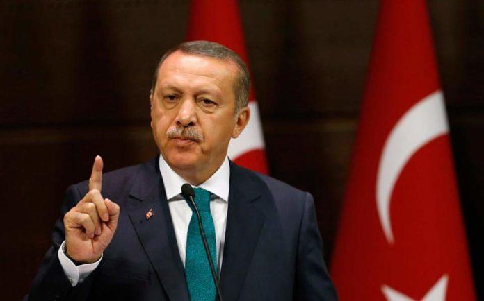 CARICATURES – Erdogan tire sur les « vauriens » de Charlie hebdo