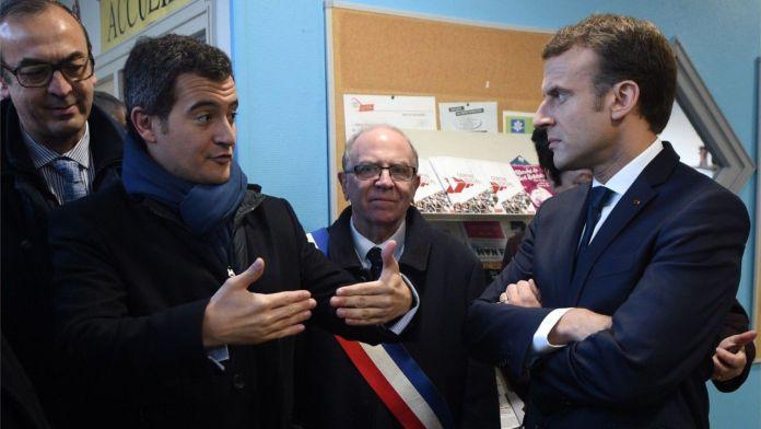 France : Darmanin veut expulser 231 étrangers et remettre en cause le droit d'asile