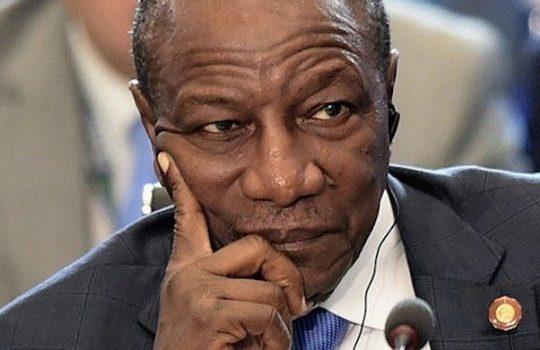 Guinée : Amnesty International publie un rapport accablant pour Alpha Condé