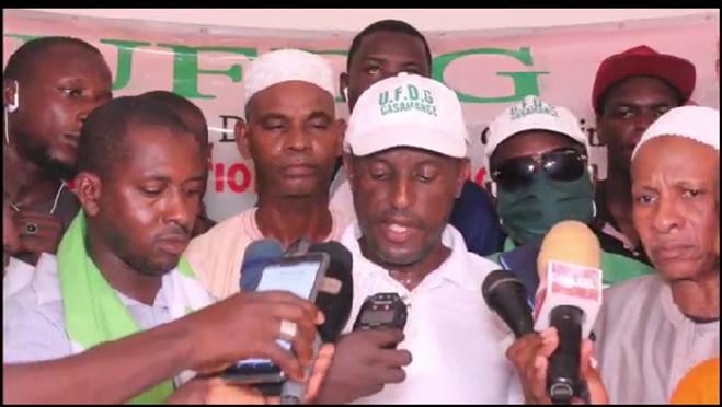 L'appel De Ziguinchor Pour Une Intervention En Guinée