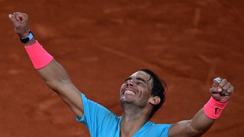 Roland Garros : Rafael Nadal pulvérise Novak Djokovic et remporte son 13 ème titre