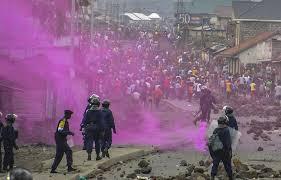 après les premiers résultats provisoires en Guinée : De nouvelles violences meurtrières (photos)