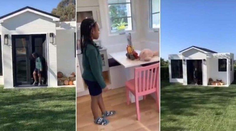 LeBron James : il offre une maison à sa fille pour son 6e anniversaire (vidéo)