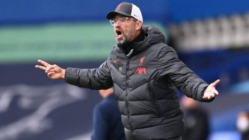 Liverpool : la grosse colère de Jürgen Klopp contre l'arbitrage et la VAR