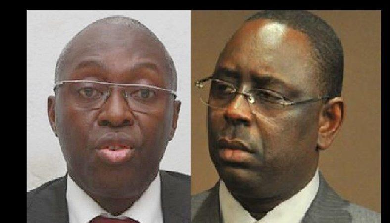 Mamadou Lamine Diallo soutient une décision du président Macky Sall